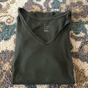 Tops - Green short sleeve